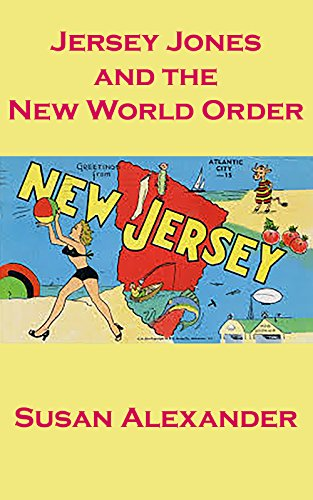 book cover of Jersey Jones and the New World Order
