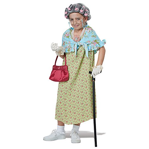 California Costumes Old Lady Kit - Child -