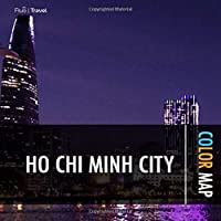 Ho Chi Minh City Color Map