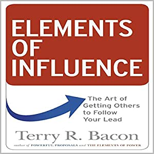Elements of Influence Audiobook