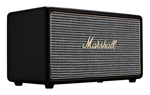 Marshall Stanmore Bluetooth Speaker, Black (04091627) (Accessories Marshall)