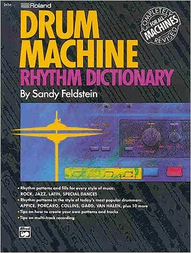 Roland drum machine rhythm dictionary sandy feldstein roland drum machine rhythm dictionary sandy feldstein 0038081038391 amazon books fandeluxe Images