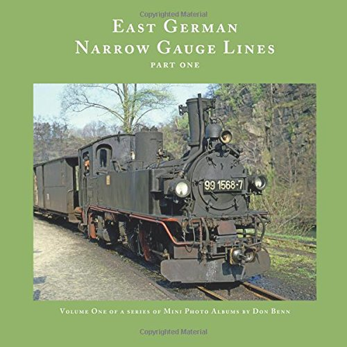 European Trains and Trams: East German Narrow Gauge for sale  Delivered anywhere in Canada