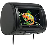 Concept CLD-903 9-Inch Single Master Headrest with DVD