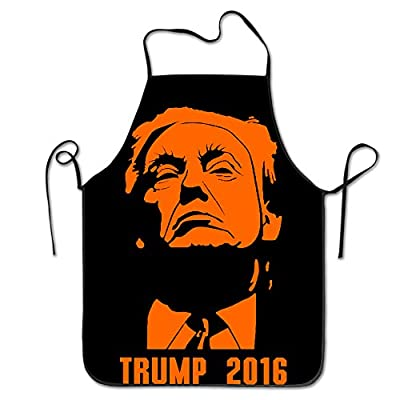 Donald John Trump Durable Apron One Size