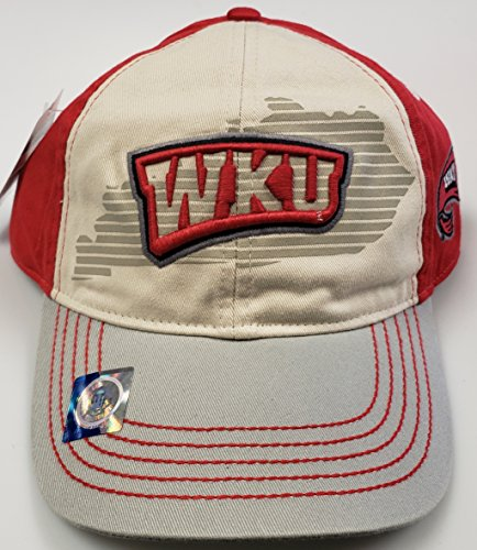 Newz Western Kentucky University Hilltoppers Embroidered Cap by NCAA