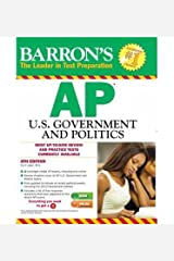 [ BARRON'S AP U.S. GOVERNMENT AND POLITICS [WITH CDROM] ] By Lader, Curt ( Author) 2014 [ Paperback ] Paperback