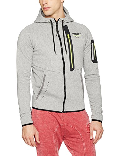 blended Pull De Grey Blended Gris Sport Galvoda Norway Men Grey Geographical Homme xw8ztI
