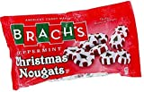 Brachs Peppermint Christmas Nougats, 12 oz. (Pack of 2)