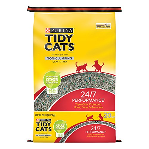 Purina Tidy Cats Performance Non Clumping