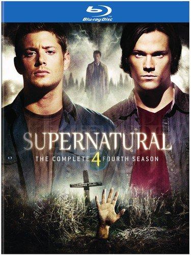 Supernatural: Season 4 [Blu-ray]