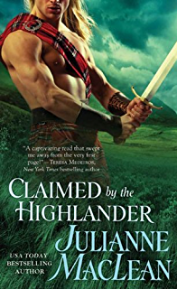 Seduced by the highlander kindle edition by julianne maclean claimed by the highlander fandeluxe Choice Image