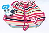 insulated cinch - BYO By Built Neo Cinch Insulated Lunch Bag - Large - Fuchsia Stripes - Holds up to 9 Cans
