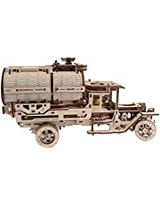 UGEARS Mechanical Model Tanker - Puzzle de Madera 3D