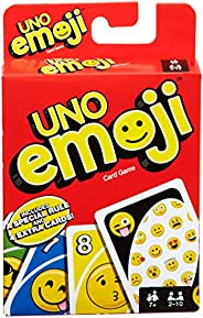 UNO: Emoji - Card Game