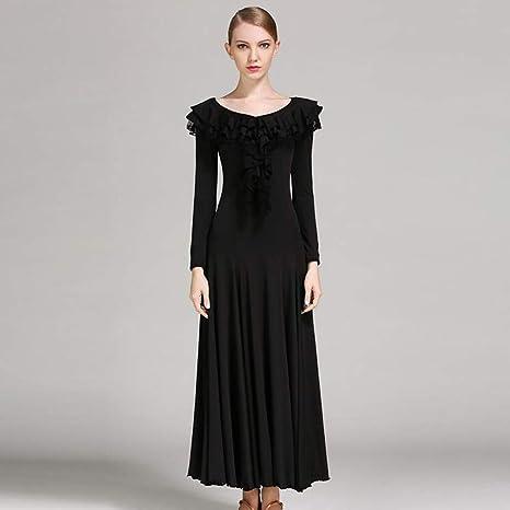 online store 7c8f3 094e2 XIAOY Vestiti da Ballo Moderno Valzer per La Ragazza Gonne ...