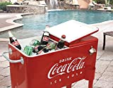 Leigh Country CP 98105 60 Qt Coca-Cola Ice Cold