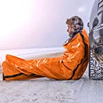Emergency-Sleeping-Bag-Bivy-Sack-Rescue-Kit-Compact-Lightweight-Multi-Functional-Durable-Mylar-Shelter-Paracord-Drawstring-Ultralight-Life-Saving-Snow-Storm-Backpack-Car-Cabin-Boating-Home-Survival-4