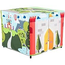 HIDEABOO Tienda de Campaña de Castillo Magico para tu Pequeño Explorador - Carpa Infantil de Tela