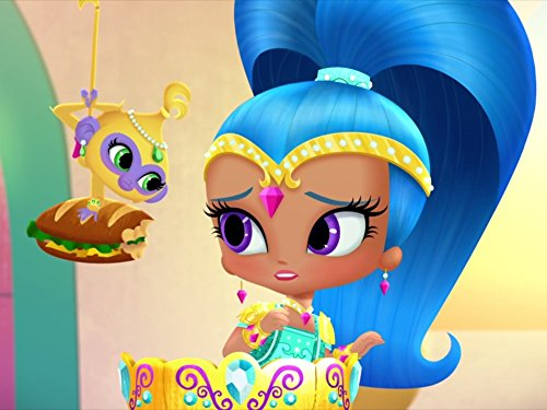 Shimmer and Shine: The First Wish