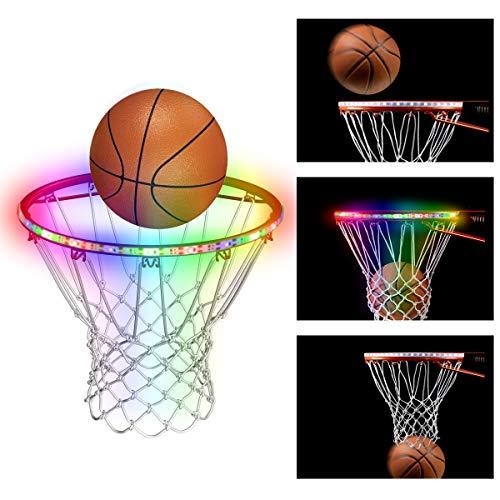 OPOLEMIN LED Basketball Hoop
