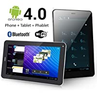 7-inch Tablet Phone Android 4.0 Tablet PC w/ GSM Phone Bluetooth WiFi Unlocked!