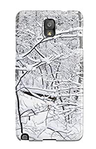 linJUN FENGDefender Case For Galaxy Note 3, Dual Monitors Zombie Pattern