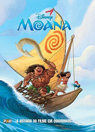 Moana (HQs Disney Livro 8)