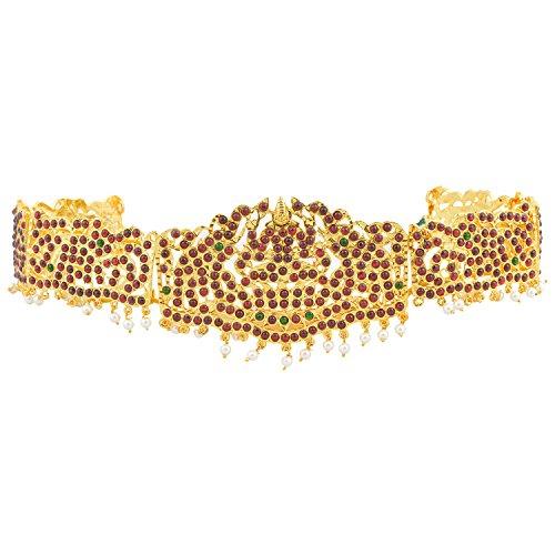 khushi-purchase-womens-gold-finish-lakshmi-kempu-belt-gold