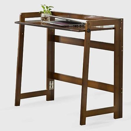 YZjk Mesa de computadora Plegable, de Escritorio Plegable/Mesa ...