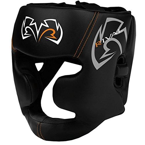 Rival Full Face Workout Headgear - Medium - Black