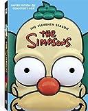 The Simpsons - Season 11 - uncut - limited edition Krusty head (4 DVD Collector's Edition) by Dan Castellaneta