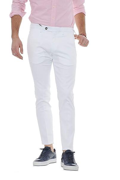 67bc37e034 MICHAEL COAL Pantaloni Uomo Ricky 3360 Capri: Amazon.it: Abbigliamento