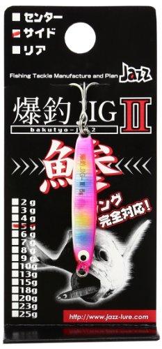 JAZZ(ジャズ) ルアー 爆釣JIG2 アジングSP 5g #107 ピンクコットンキャンディの商品画像