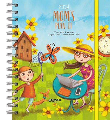 WSBL Mom's 2019 Plan-It Plus Planner (19997081002)