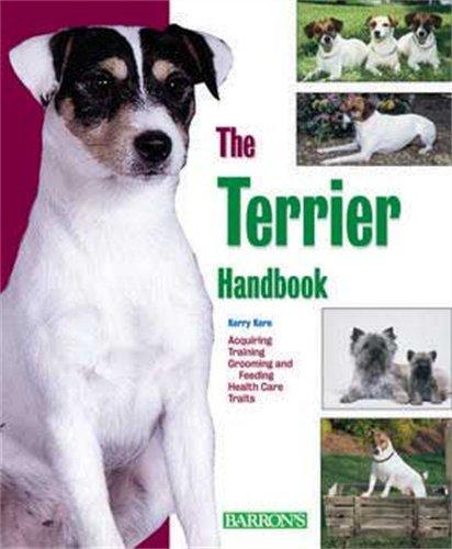 Barron's Publishing DBR72860 Terrier Handbook ()