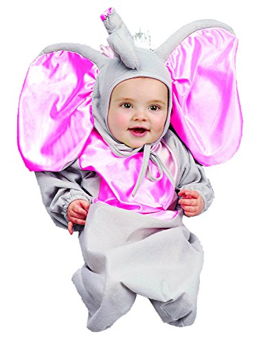 (Charades Bunting Costume - Little Elephant-0-6)