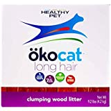 okocat Natural Wood Cat Litter, Long Hair Breeds