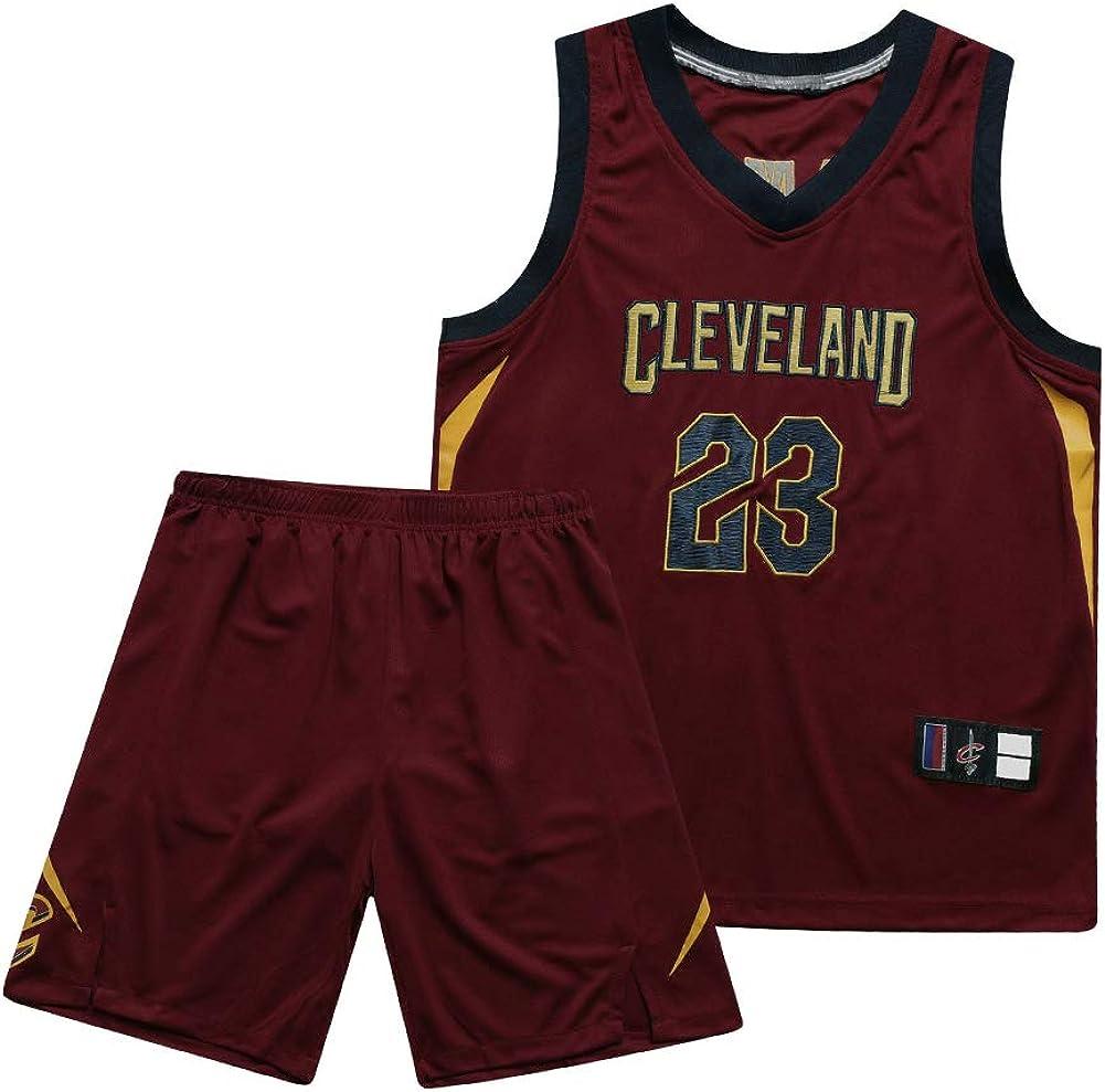 NBNB Lebron James-Cleveland Cavaliers Hombres Camiseta de ...