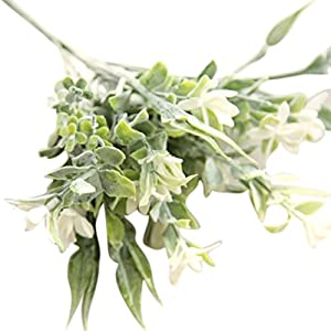 YJYdada Artificial Fake Flowers Snake Orchid Floral Wedding Bouquet Home Decor 23