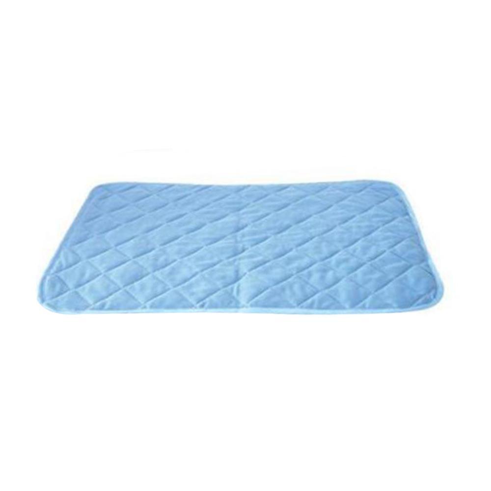 Pawaca Pet Mat Pad, Keep Cool Summer Sleeping Bed para perros Pets Puppy, perfecto para Kennels, camas para mascotas: Amazon.es: Hogar