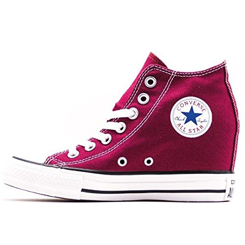 Converse All Star Rosa Tg Uk 4.5 EU Taglia 37