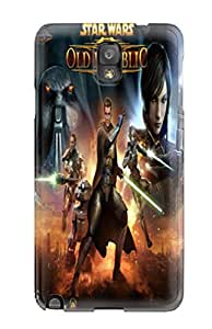 For DanRobertse Galaxy Protective Case, High Quality For Galaxy Note 3 Star Wars The Old Republic Skin Case Cover