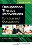 Occupational Therapy Interventions 2nd Edition