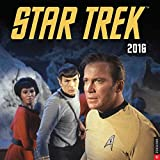 Star Trek 2016 Wall Calendar: The Original Series by CBS (2015-08-11)