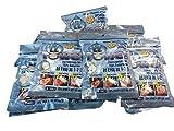 EZ-Towels (12) Bags 50pcs each w/travel tube with ten tablets inside each.
