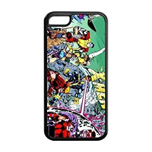 X-Men Wolverine Inspired Design TPU Case Cover For Iphone 5c iphone5c-NY1486 hjbrhga1544
