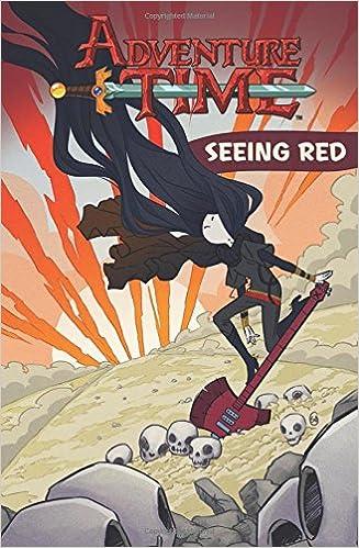 Amazon com: Adventure Time Original Graphic Novel Vol  3