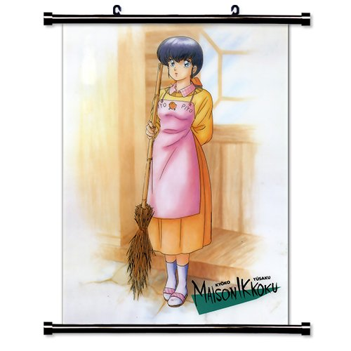 Maison Ikkoku Anime Fabric Wall Scroll Poster  Inches. -Mais