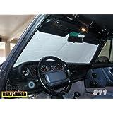 Sunshade for Porsche 911 (993) Year(s) 1995 1996 1997 1998 Heatshield Windshield Custom-fit Sunshade #195